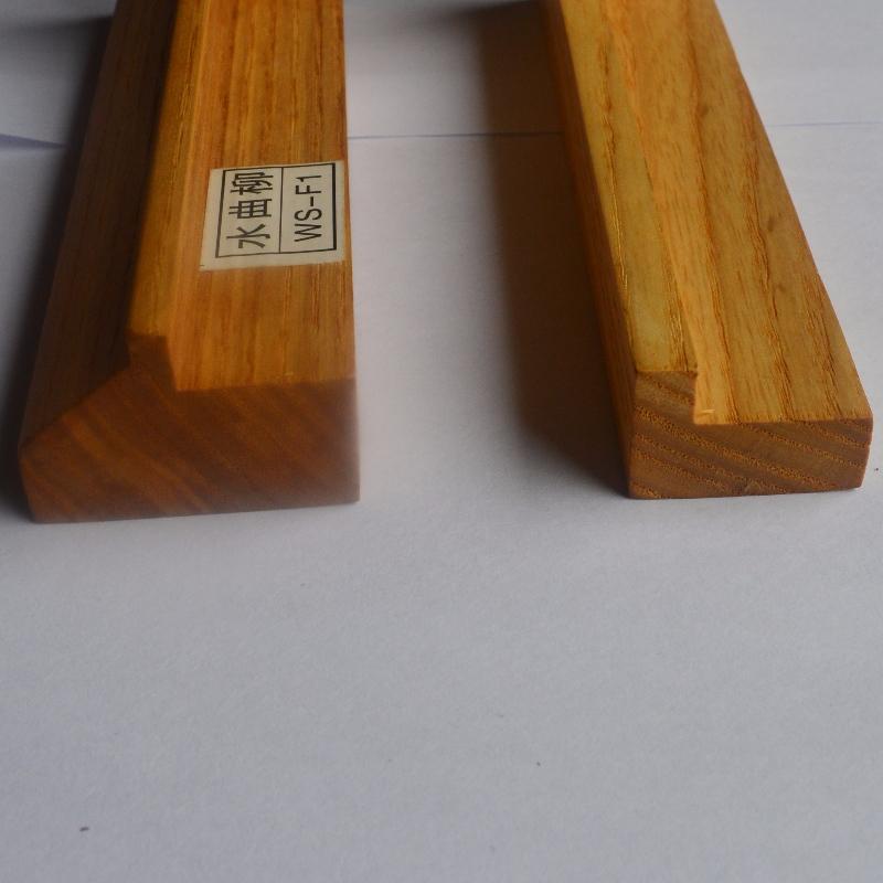 Egyedi tömörfa képkeret (Fraxinus mandshurica Rupr)
