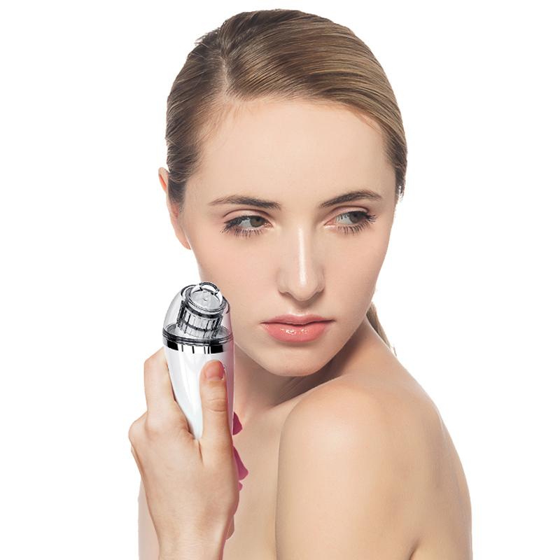 Blackhead Remover Vacuum - pórustisztító elektromos feketés szívó arc Comedo pattanás eltávolító eszköz nőknek és férfiaknak