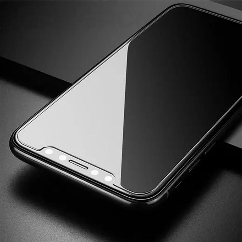 2,5D átlátszó képernyővédő fóka iPhone Xs / Xr / Xs Max