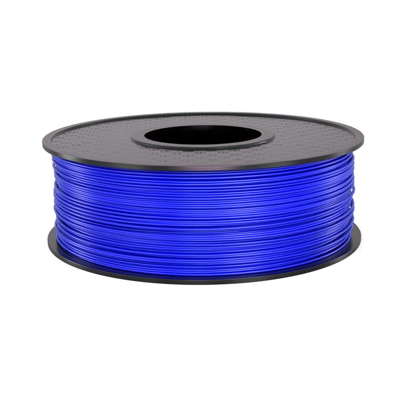 PLA filament-kék