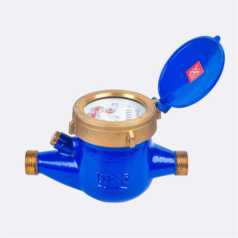 Száraz típusú Multi Jet külső állítható vízmérő