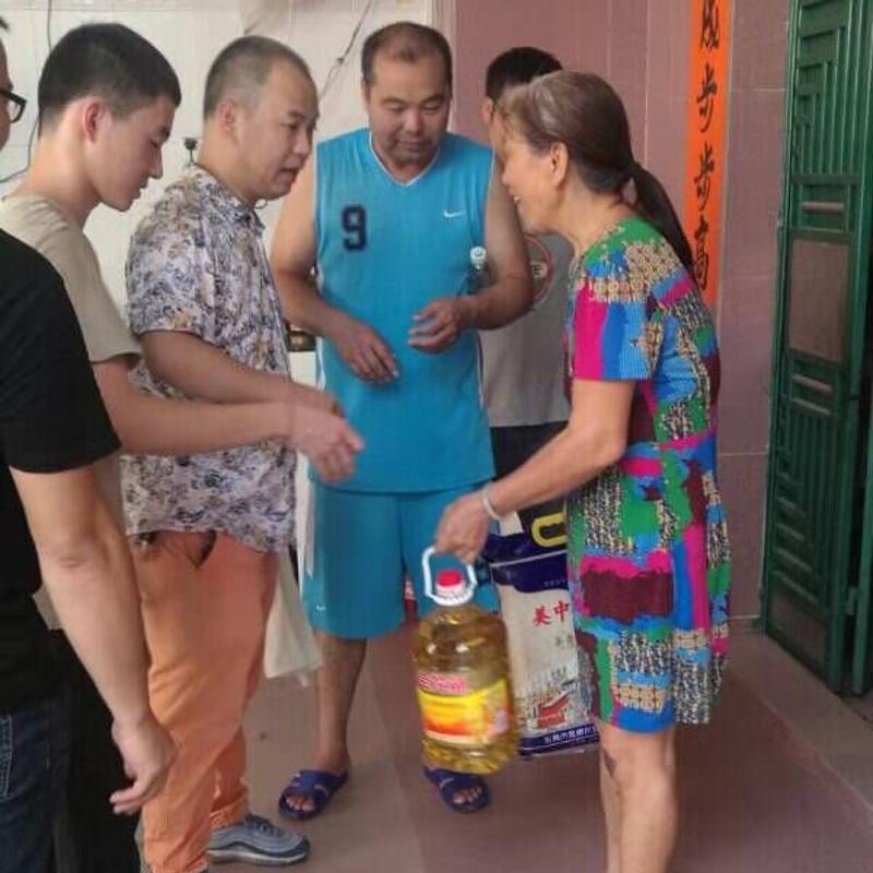 A Shengjia Charity 2019. szeptemberében