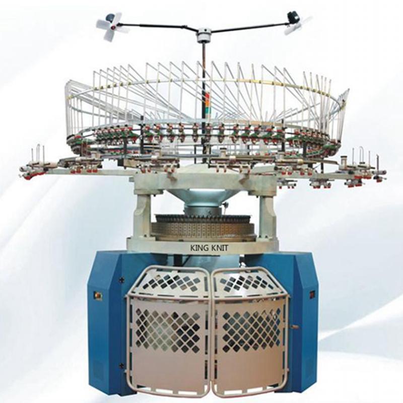 Dupla mez, összekötő, kör alakú kötőgép, Mayer.