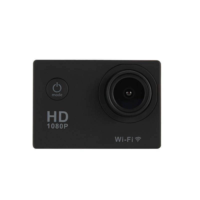 Hordozható Wifi FHD akciókamera DX1