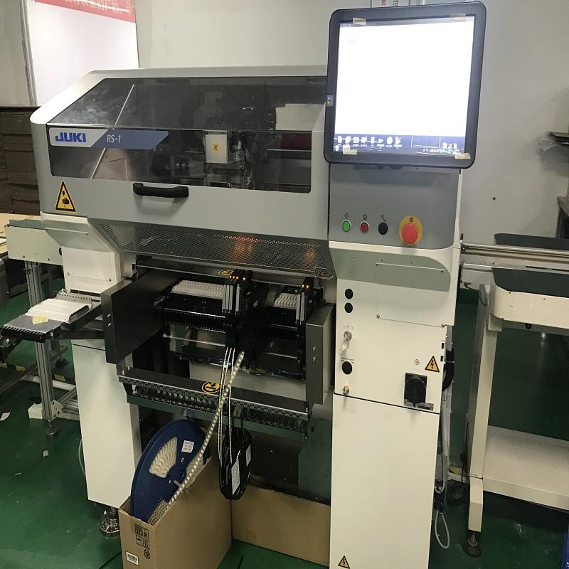 Importálja a JUKI RS-1 új gépet