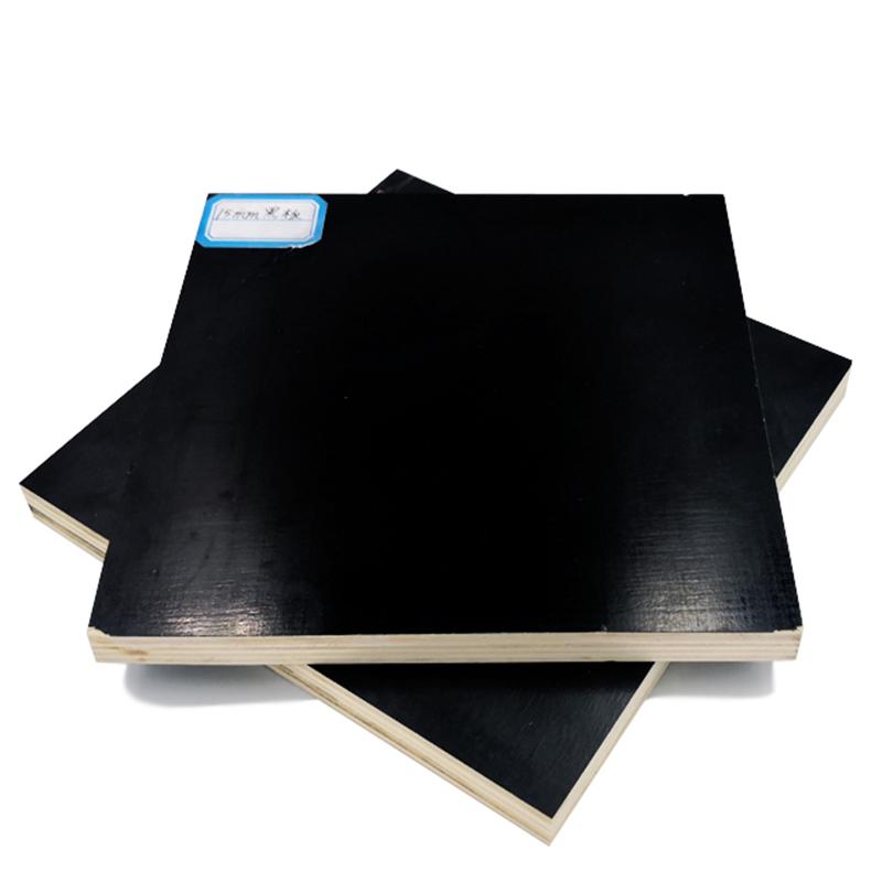 18-mm fóliával borított rétegelt lemez építéshez