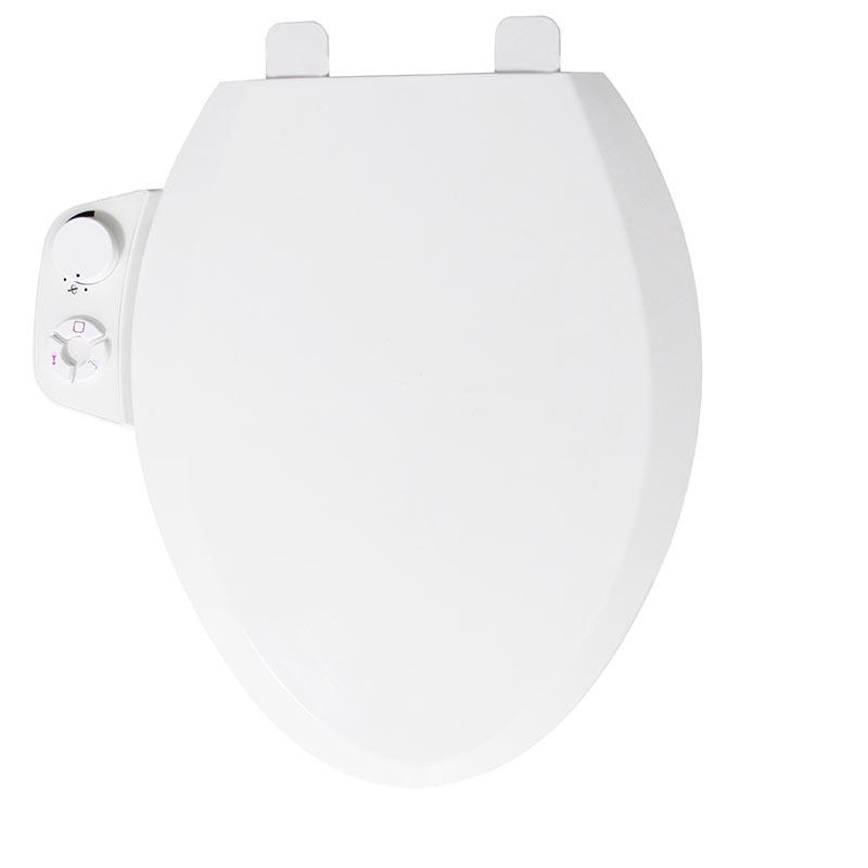 Hosszúkás, nem elektromos Bidet WC ülőke